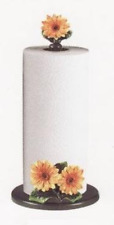 SUNFLOWER Paper Towel Holder / Stand *NEW*!
