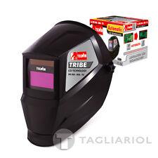MASCHERA TRIBE LCD AUTOSCURANTE SALDATURA CELLA SOLARE TELWIN 802837 EX 802658