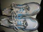 New Balance WR883CU Running Shoes - Woman's Size 11D White/Blue/Grey