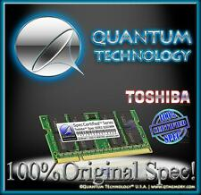 4GB DDR3 RAM MEMORY FOR TOSHIBA CERTIFIED ORIG EQUIV PART# PA5037U-1M4G NEW!!!