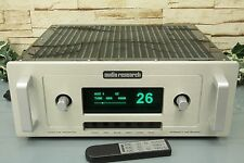 "Precursor Audio Research ""Reference 5 HD"" como nuevo, embalaje original Tube pre amplifier Boxed"