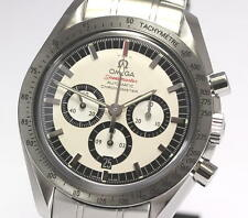 Auth OMEGA Speedmaster Michael Schumacher The Legend Collection AT Mens_251717