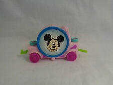 Vintage 2000 Disney Polly Pocket Magic Kingdom Mickey Train Car Replacement Part