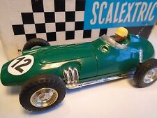 BRM MM/C.59 F1 P25 racing car Tri-ang Scalextric Stirling Moss