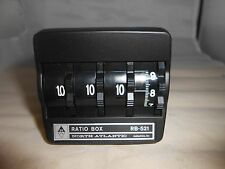 RB-521 RADIO POWER DIVIDER,RATIO BOX   NORTH ATLANTIC  NEW OLD STOCK
