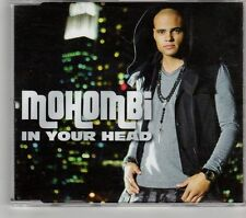 (GT602) Mohombi, In Your Head  - 2010 DJ CD