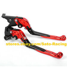 CNC Foldable Extendable Brake Clutch Levers For Honda CBR1000RR/FIREBLADE 08-14