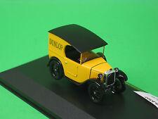 Austin Seven Van DUNLOP Reifen 1928 CLC031 Ixo 1:43 Oldtimer Modellauto