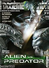 DIXIEME PLANETE n°31 ¤ 2004 # ALIEN VS PREDATOR # DOSSIER STAR WARS ACTION FLEET