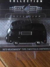 Greenlight BLACK BANDIT Series 13 1973 Volkswagen Type 2 Westfalia Campmobile