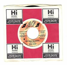 Eddie McGee What Made You Change Be Yourself PROMO Soul 45 Record M- OLD STOCK