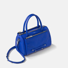 NWOT: BOTKIER MERCER Satchel in Cobalt Blue, Retail Price $448