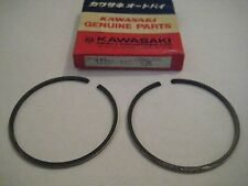 KAWASAKI JET SKI JS440 PISTON RINGS .025 OVER NOS!