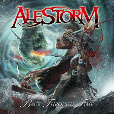 ALESTORM BACK THROUGH TIME BRAND NEW SEALED CD