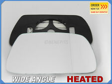 Wing mirror glass jeep grand cherokee 2005-2009 grand angle chaleur côté droit