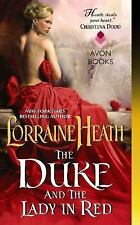 The Duke and the Lady in Red by Christina Dodd and Lorraine Heath (2015,...
