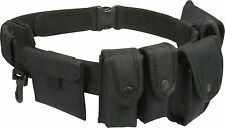 NEW DELUXE VIPER POLICE BODYGUARD SECURITY BELT SYSTEM