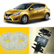 2pcs Super Power Rear Shock Absorber Coil Spring Cushion Buffer for Nissan Tiida