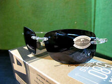 Costa Del Mar Destin Polarized Sunglasses - Crystal Rimless Frame/Gray 580P Lens