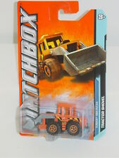 MATCHBOX 2012 #17 TRACTOR SHOVEL