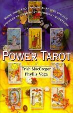 Power Tarot: More Than 100 Spreads That Give Specific Answers to Your Most Impor
