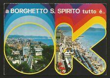 AD8066 Savona - Provincia - A Borghetto Santo Spirito è tutto... ok - Vedute