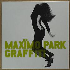 """MAXIMO PARK - Graffiti ***ltd white 7""""-Vinyl***NEW***"""