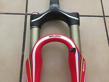 "Specialized Future Shock e100 -100mm- Brain Fade Carbon 26""(NP € 1.200)"