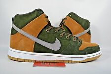 NEW Nike Dunk High PRM HG QS HOMEGROWN SKATE SHOP ITHACA 839693-302 sz 9