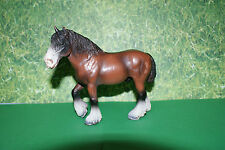 Schleich 2000 Clydesdale Brown Draft Horses Retired
