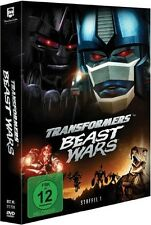 TRANSFORMERS-BEAST WARS - STAFFEL 1  5 DVD NEU