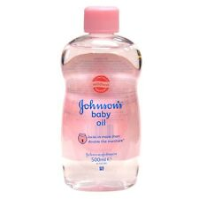 JOHNSON'S BABY OIL - 500ML