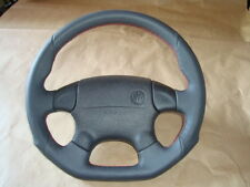 VW VOLANTE IN PELLE + AIRBAG VW GOLF III 3 POLO 6n Vento Passat 35 GTI vr6 Top