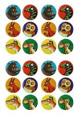 Gruffalo Edible Fairy Cup Cake Decoration Toppers Rice Paper x 24