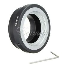 M42 Screw Lens to Samsung NX Adapter Ring NX10 NX11 NX5 NX100 NX210 NX1000 New