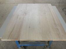 Tischplatte Esche (€124,75/m²) 20x800x1000mm Leimholzplatte Massivholz Platte