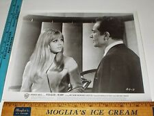 Rare Original VTG British Peter Sellers Britt Ekland The Bobo Movie Photo Still