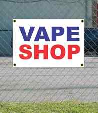2x3 VAPE SHOP Red White & Blue Banner Sign NEW Discount Size & Price