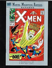 X-men #28 ~ Marvel Milestone Edition (Reprint of 1967) 1st Banshee NM - WH