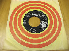 "AT 4050 UK 7"" 45RPM 1965 OTIS REDDING ""MY GIRL / DOWN IN THE VALLEY"" EX-"