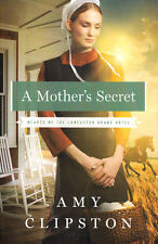 NEW Amish! A Mother's Secret (Hearts of Lancaster Grand Hotel #2) - Amy Clipston