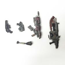 5pcs/set Gears Of War Weapons accessories For figure toy CA18