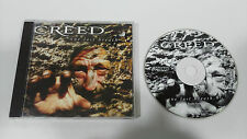 CREED ONE LAST BREATH SINGLE CD 1 TRACK EPIC 2002 PROMOTIONAL!