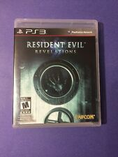 Resident Evil Revelations (PS3) USED