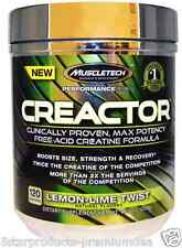 NEW Muscletech Products Creactor Performance Series Hardgainer Creatine Formula