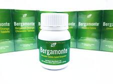 3 Bottle BERGAMONTE Bergamot Reduce Cholesterol, Triglycerides & Blood Sugars