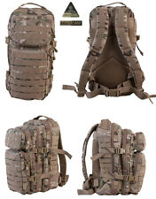 Army Military Tactical Combat Rucksack Backpack Molle Day Pack Bag 28L Multicam