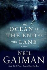 The Ocean at the End of the Lane by Neil Gaiman   - Hardcover Book  -  (English)