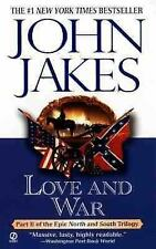 Love and War (North and South Trilogy), John Jakes, Good Book