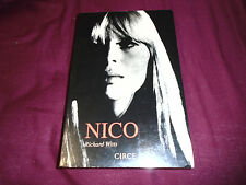 NICO THE LIFE AND LIES OF AN ICON RICHARD WITTS RARE SPANISH VERSION SPAIN IMPOR